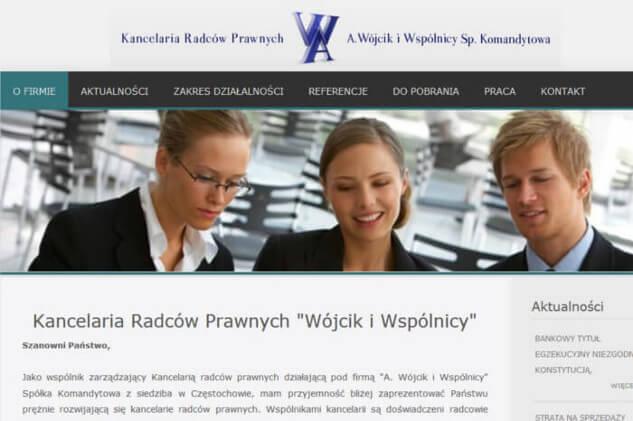 wojcik-i-wspolnicy.pl